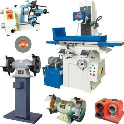 Grinding Machines & Accessories