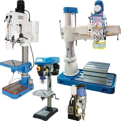 Drilling Machines & Accessoris