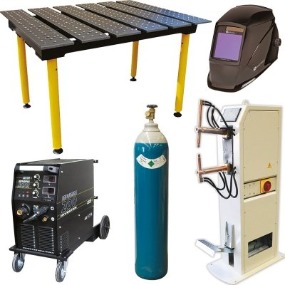 Welding Equipment & Accessories