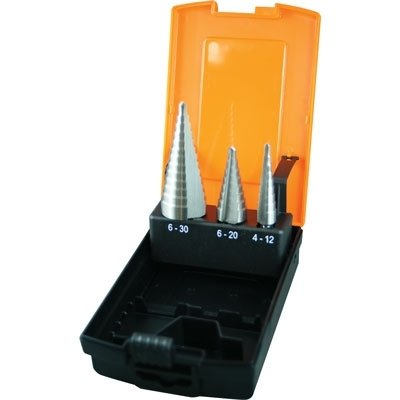 Sheet Metal Step Drill Sets